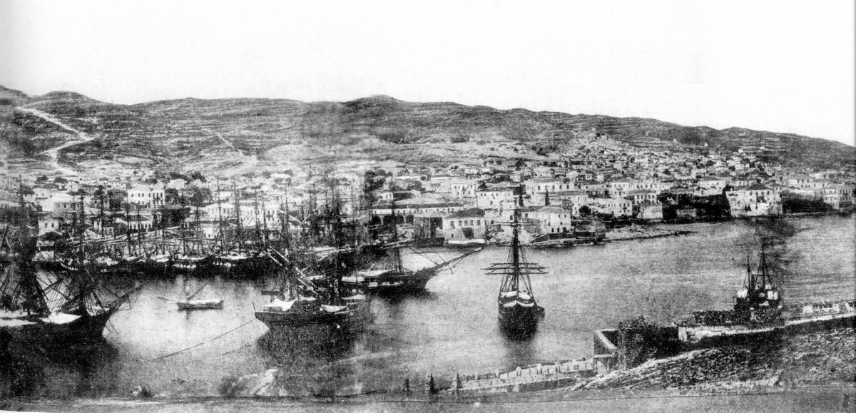 "Eighth seminar meeting on ""Maritime communities in the era of economic internationalization. The case of the island of Spetses, 1830-1870"" by Alexandra Papadopoulou"