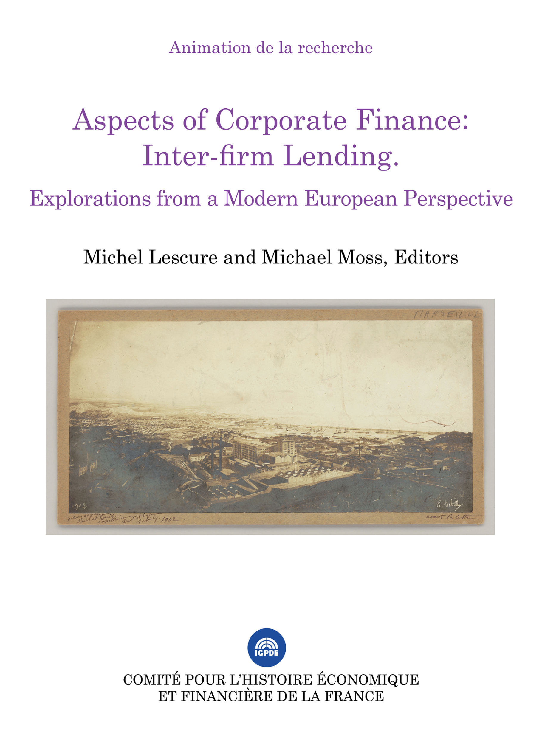 Inter-Firm Credit in Maritime Europe. Greek-owned Shipping Business, 19th and 20th centuries